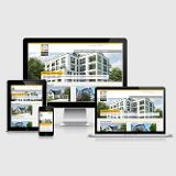 Neue Website im Responsive Design